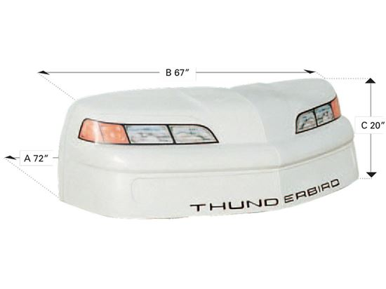 Picture of Nosepiece - 88 Thunderbird