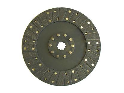 """Picture of ACE 10.5"""" Organic Clutch Disc - 1 1/8"""" x 10 Spline"""