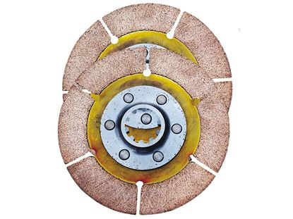 Picture of QuarterMaster Clutch Pac - 2 Disc 7.25 V Drive