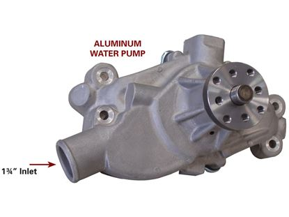 Picture of Stewart Aluminum High Flow Water Pumps - Short
