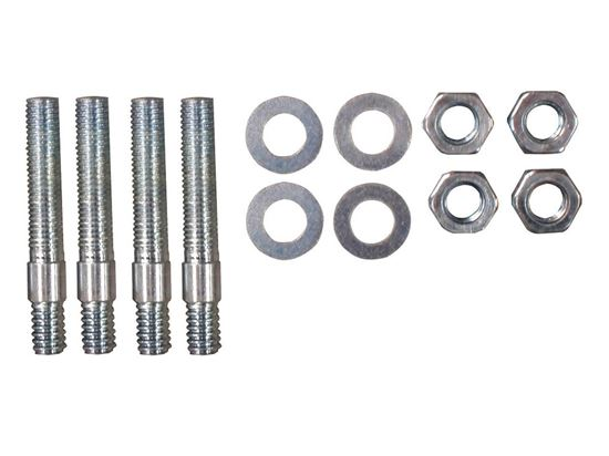 """Picture of PRP Carb Stud Kit - 1"""" Carb Spacer - 5/16"""" Studs"""