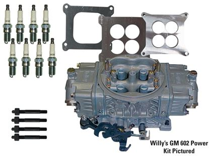 Picture of Willys Crate Motor Carb Kit