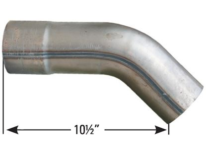 Picture of Schoenfeld Exhaust Elbows - 45 Degree