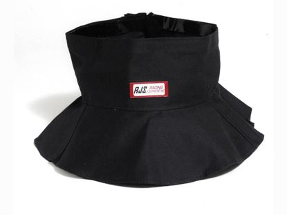 Picture of RJS Helmet Skirt - Black