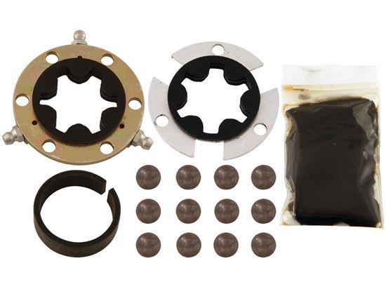 Picture of Bert Ball Spline Overhaul Kit--Double Seal (Zerks)