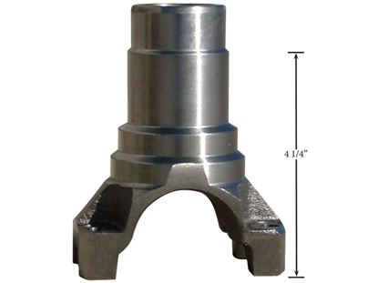 "Picture of Fast Shaft 9"" Rear Yoke - Long/Wide - Light Weight"
