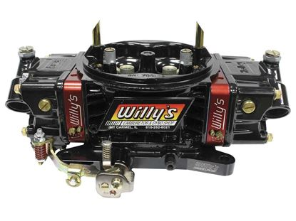 Picture of Willy's 4BBL HP Carburetors