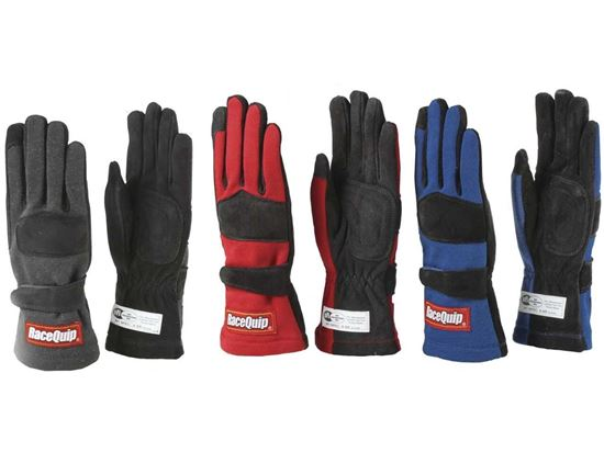 Picture of RaceQuip Double Layer Gloves