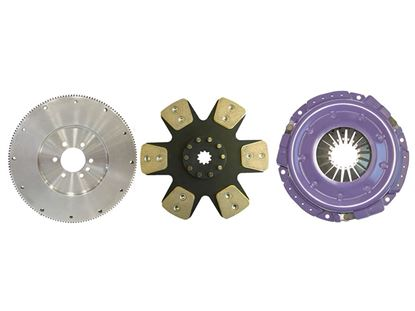 "Picture of ACE 10.5"" Clutch Kit - Metallic"