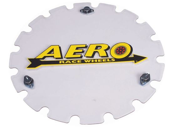 "Picture of AERO 15"" Beadlock Cover - Clear Lexan"