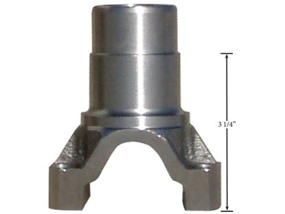 "Picture of Fast Shaft 9"" Rear Yoke - Short/Narrow - Light Weight"