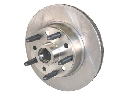 Picture of Wilwood Ford/GM Hybrid Rotor - Ford Spindle (5x5 Only)