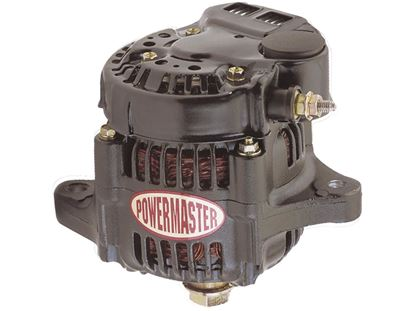 Picture of Powermaster Alternator 93mm - 55A 1 Wire 12 Volt