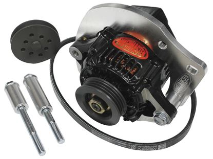 Picture of Powermaster Alternator High Mount Kit - Serpentine Belt
