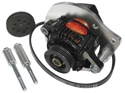 Picture of Powermaster Alternator High Mount Kit - Serpentine Belt