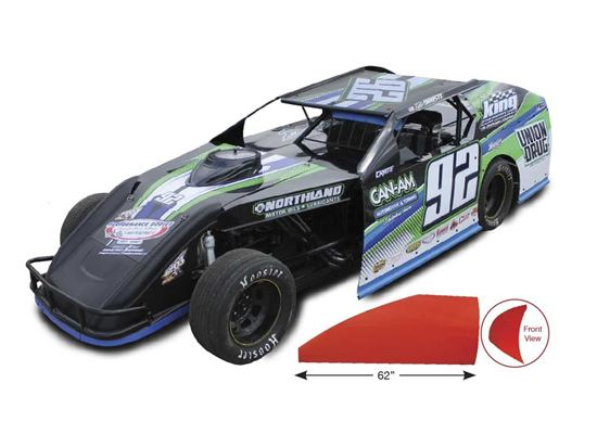 """Picture of 62"""" Modified Roof Post Kits - Straight"""