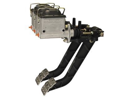 Picture of Reverse Mount Dual Pedal Combos