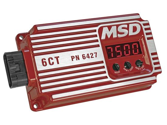 Picture of MSD 6CT Ignition Control Box