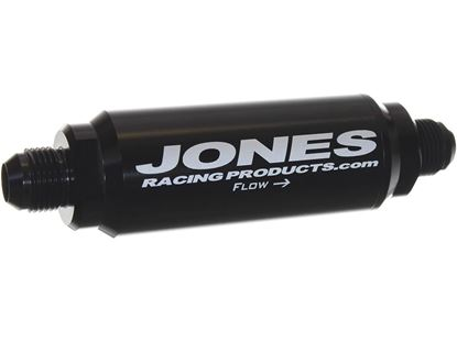 Picture of Jones Billet 100 Micron Stainless Fuel Filter