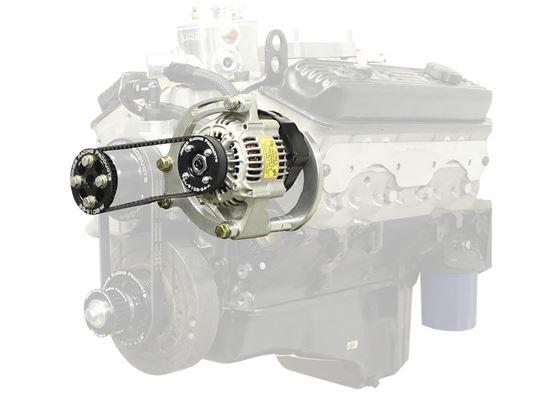Picture of Jones Cog Drive Alternator Kit - Left Side - 70 amp, 1-Wire