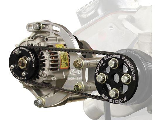 Picture of Jones Cog Drive Alternator Kit - 70 amp, 1-Wire