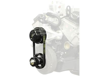 Picture of Jones SBC Serpentine Kit - KSE/Sweet Tandem Pump