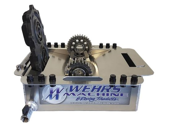 Picture of Wehrs Rear End Drain Pan