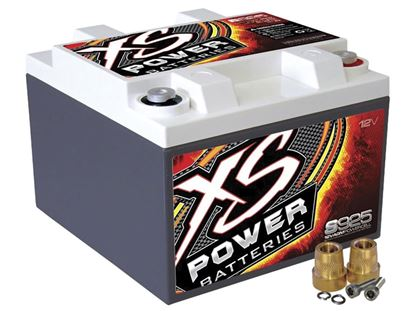 Picture of XS 12 Volt AGM Battery - Max Amps: 2000 CA 550