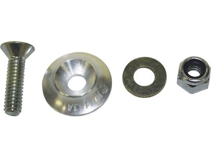 Picture of Wehrs Body Bolt Kit with Aluminum Fender Washers