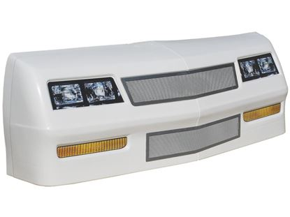 Picture of 1981-88 Monte Carlo Nose with Upper & Lower Screens / Headlight Graphic Combos