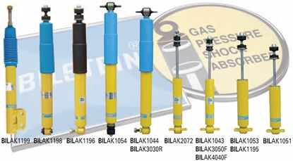 Picture of Bistein Stock Mount Hobby Stock Replacement Shocks