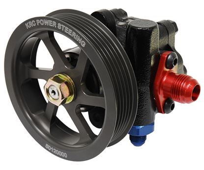 Picture of KRC Power Steering Pump Cast Pulleys