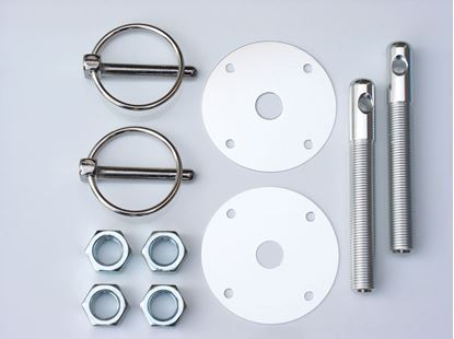 Picture of PRP Hood Pin Aluminum Scuff Plates