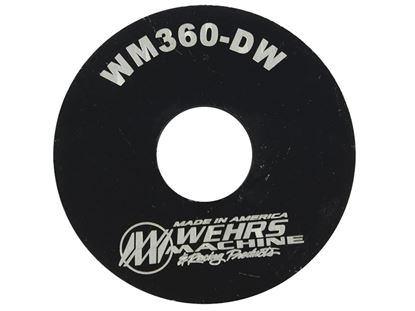 Picture of Wehrs Puck Bar Flat Washer - Brake Side