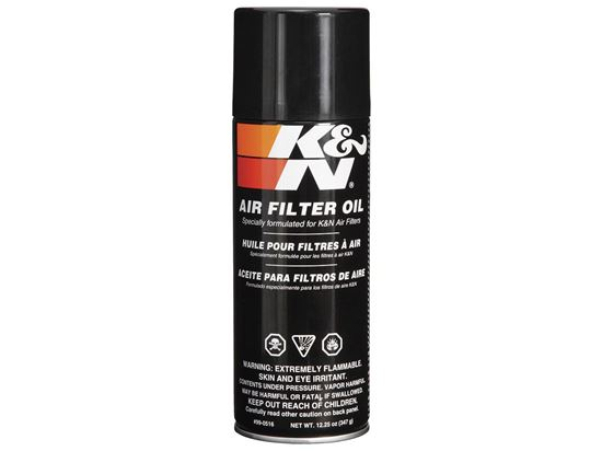 Picture of K&N Red Spray Oil