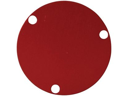 Picture of PRP Dust Cap--Red--For GN Hub