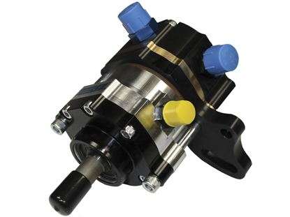 "Picture of KSE Tandem X Pump - 5/8"" Keyed Shaft - Fuel/PS"