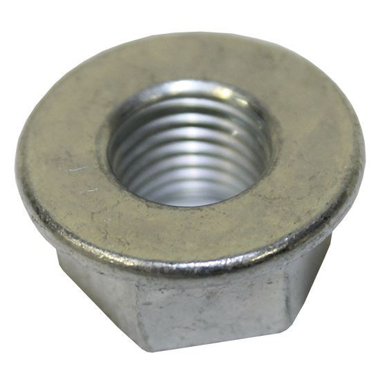 """Picture of Winters QC Bell Assy. 7/16"""" Flanged Lock Nut"""
