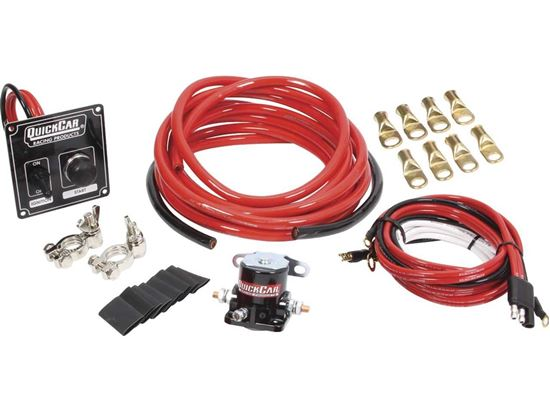 Picture of QuickCar Stock Car Wiring Kits