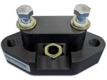 Picture of Wehrs 3-Hole Panhard Bar Frame Mounts