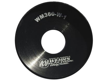 Picture of Wehrs Puck Bar Washers - Dished & Domed