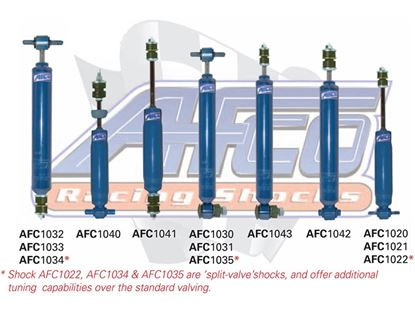 Picture of AFCO Stock Mount Shocks