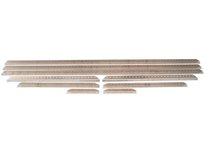 Picture of Aluminum Slotted Body Brace Kit