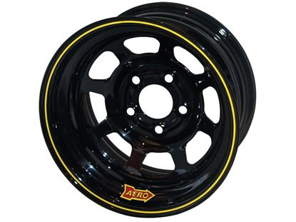 "Picture of AERO 50 Series - DOT - 15"" x 7""  Wheels"