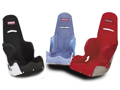 Picture of Kirkey Pro Series Aluminum Seat Frame & Covers