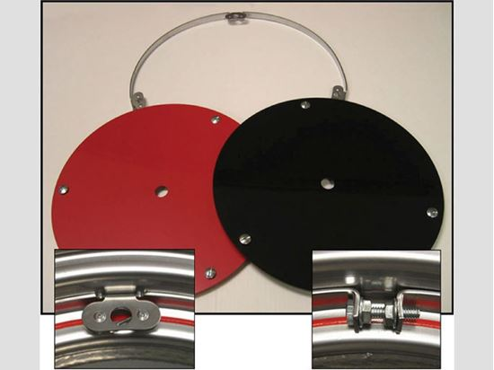 Picture of Bassett Right Front Mud Plug Kit