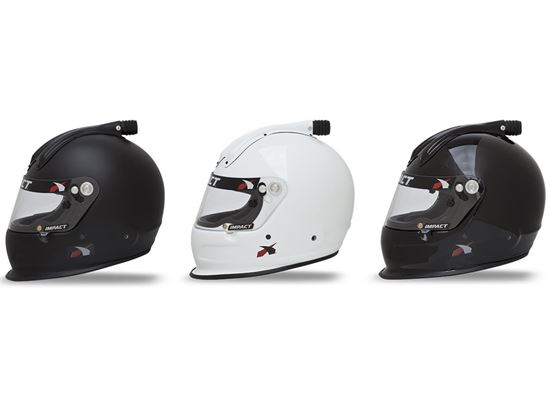 Picture of Impact Helmet - Super Charger