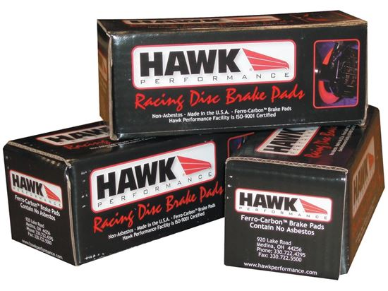 Picture of Hawk Brake Pads - DTC 30