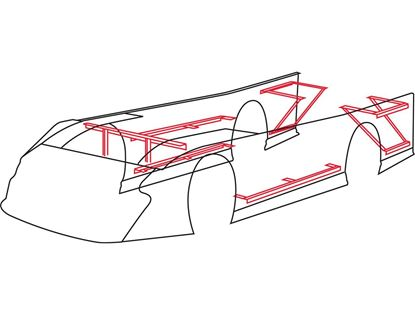 Picture of Body Mounting Kits