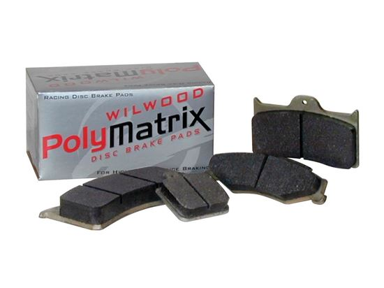 Picture of Wilwood Brake Pads - BP-40 Compound